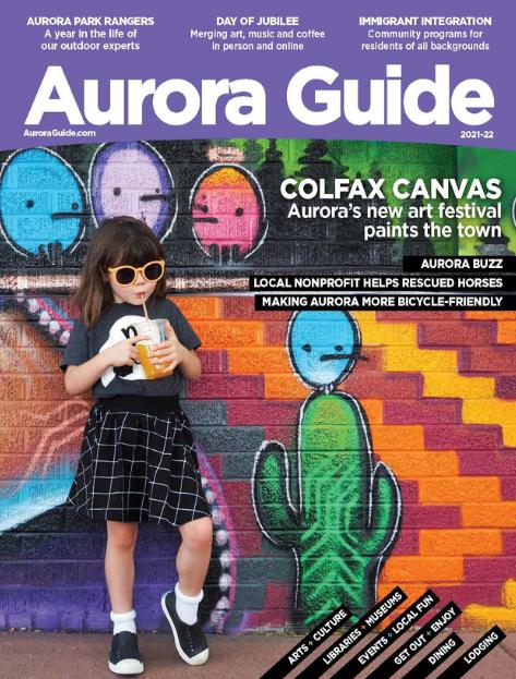 Aurora Guide 2021 Heather Shoning Editor