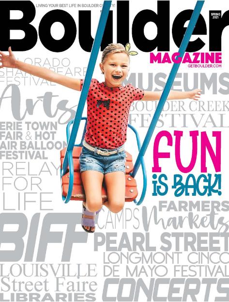 Boulder Magazine Spring 2021