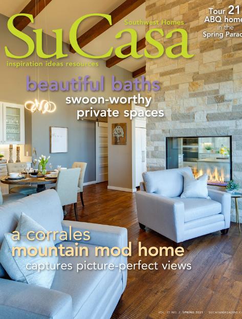 Su Casa Magazine Spring 2021
